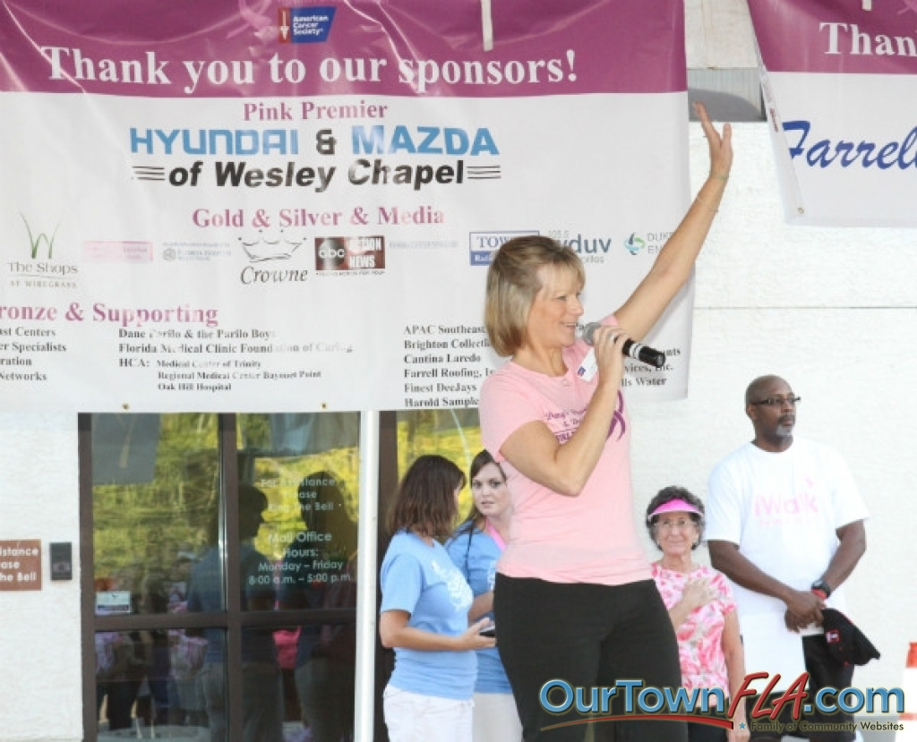 Wesley Chapel Hyundai >> Making Strides Against Breast Cancer (Part 1 of 5) at The ...