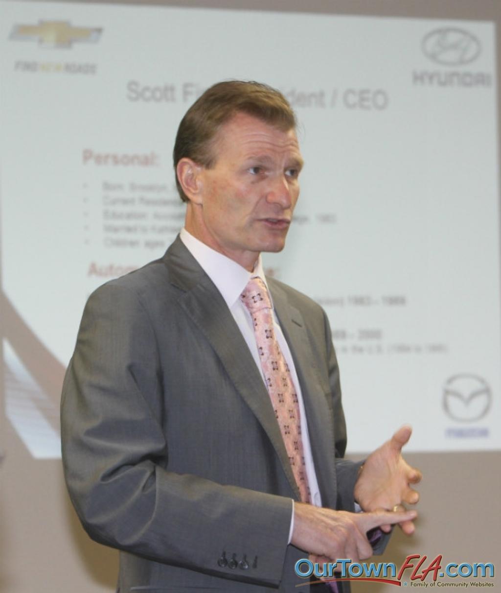 Hyundai Of Wesley Chapel >> Scott Fink CEO Hyundai of New Port Richey, Hyundai, Mazda