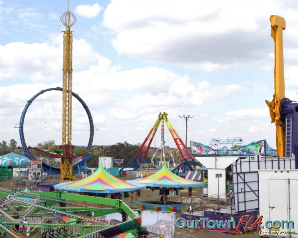 The 2015 Pasco County Fair