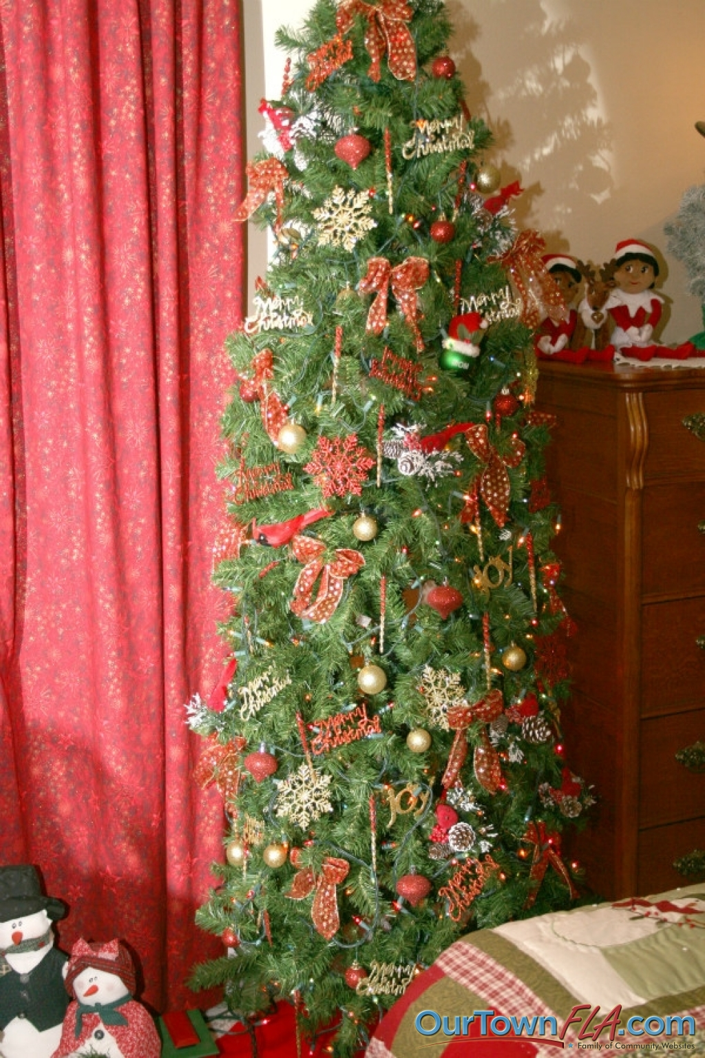 The Tuttle\'s 4th Annual Christmas Wonderland Open House, in Land O\'Lakes