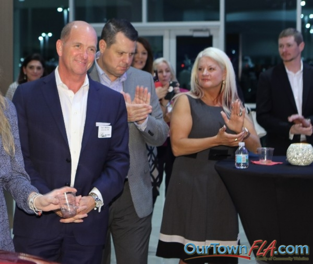 north tampa bay chamber holds ribbon cutting for parks ford of wesley chapel following major renovation ourtownfla