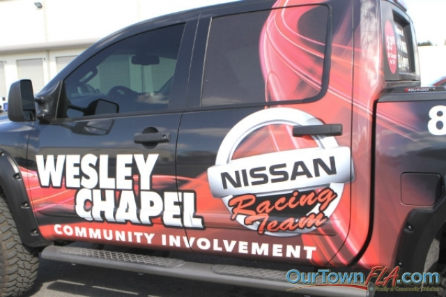 Grand Opening Ribbon Cutting Car Show Wesley Chapel Chamber - Streetside classics car show