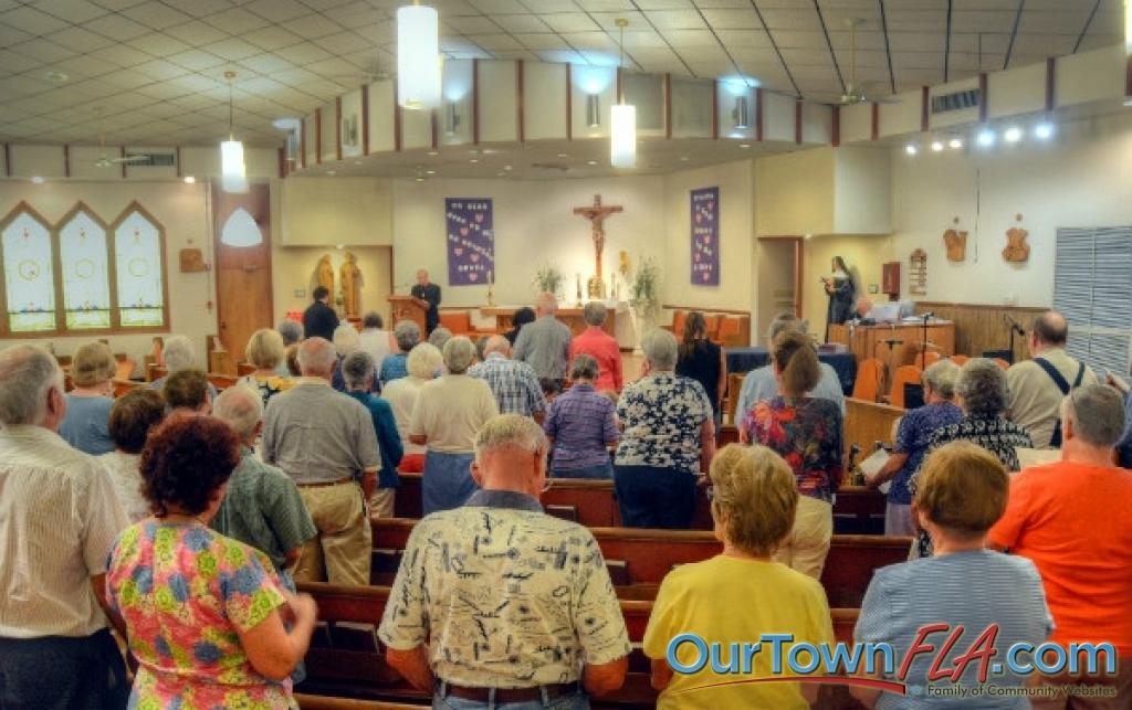 St Rita Catholic Church Dade City Fl